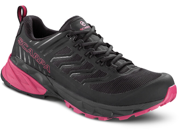 Scarpa Rush Zapatillas Mujer, negro/rosa